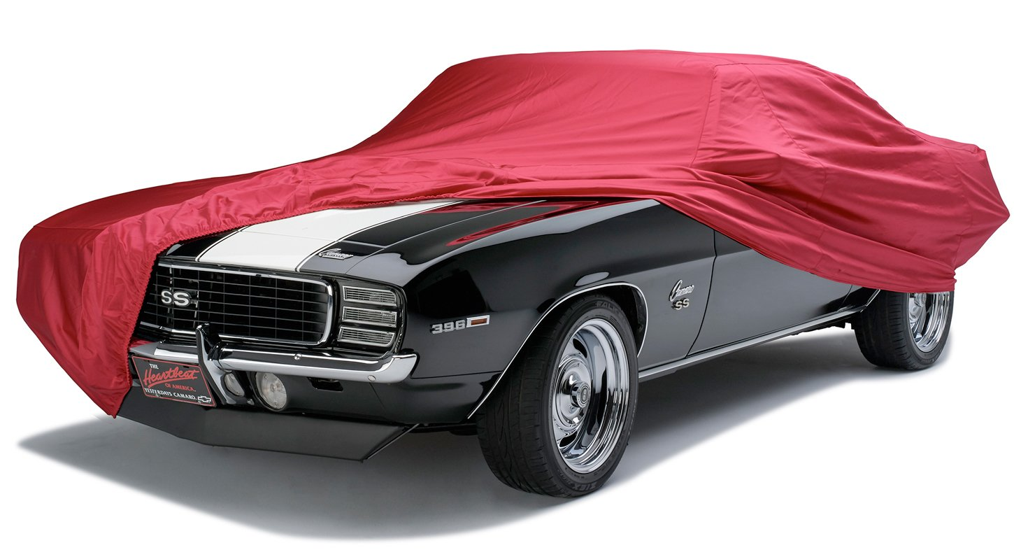 Covercraft Fleeced Satin Car Cover Free Shipping On