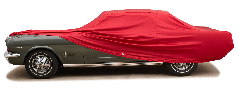 FS5902F5 Black Fleeced Satin Covercraft Custom Fit Car Cover for Select Pontiac 28 Models