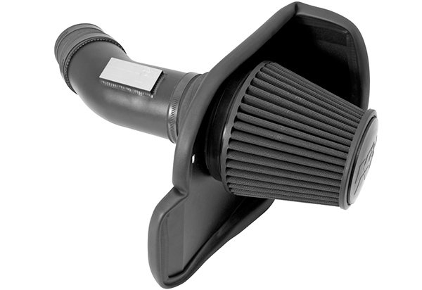 K&N 71 Series Blackhawk Air Intake