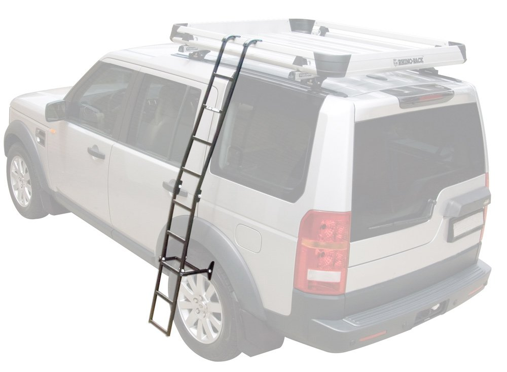 Rhino Rack Folding Ladder Roof Access Ladders Ship Free