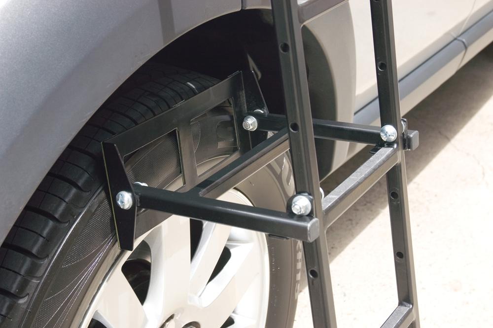 Rhino Rack Folding Ladder Roof Access Ladders Ship Free