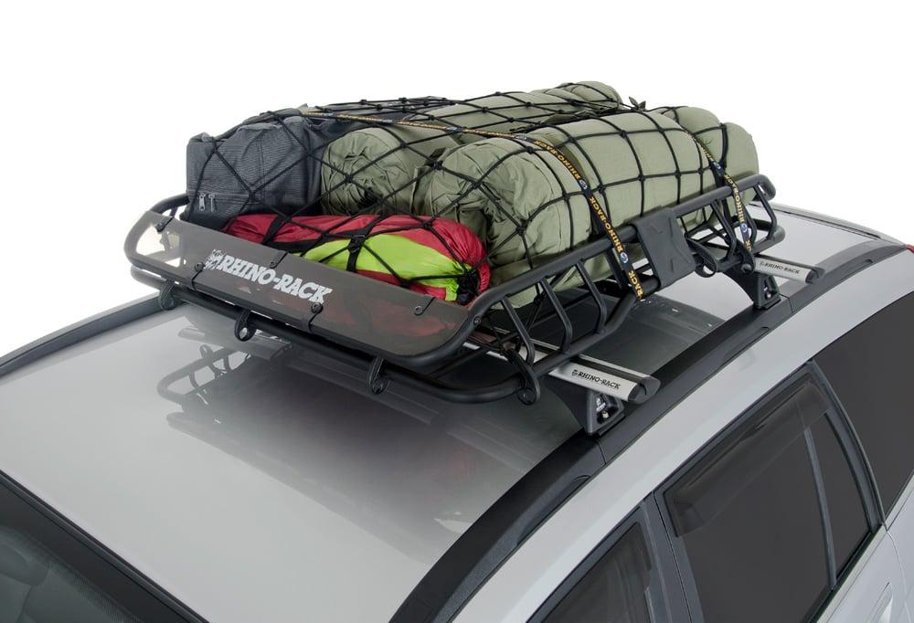 Rhino Rack Rmcb02 Roof Mount Cargo Basket