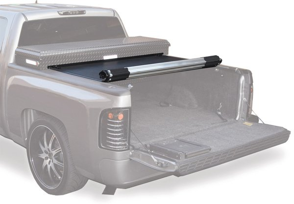 Fold A Cover >> BAK Roll-X Toolbox Tonneau Cover, Free Shipping On BAK Tradesman Hard Rolling Tonneau Covers