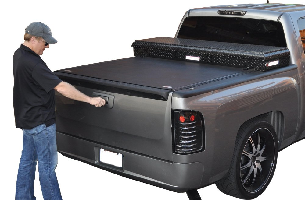 Bak Roll X Toolbox Tonneau Cover Free Shipping On Bak