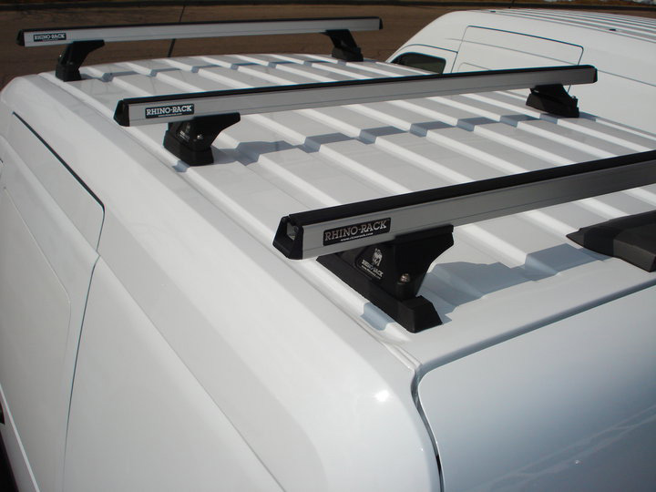 Van Roof Racks >> Rhino-Rack Ford Transit Connect Roof Rack - Free Shipping