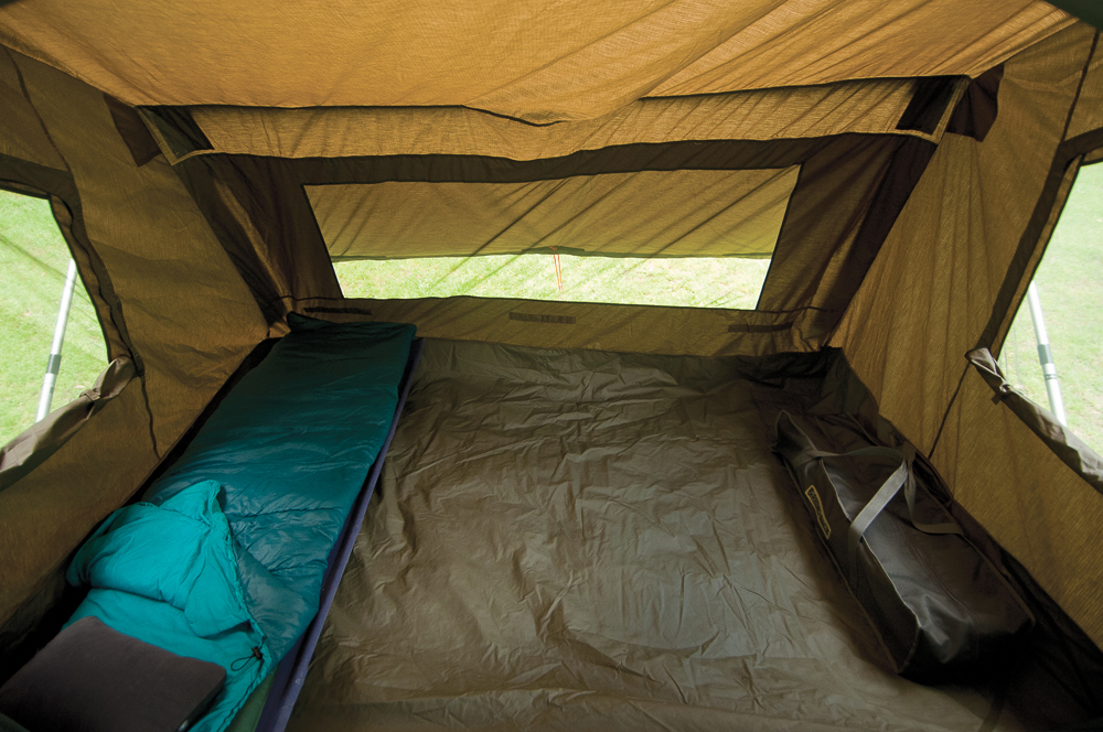 Rhino-Rack Tagalong Tent - for Foxwing and Sunseeker Awnings