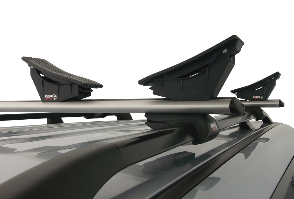 Kayak Roof Rack For Two Rhino-Rack Kayak & Canoe Carrier - AutoAccessoriesGarage.com