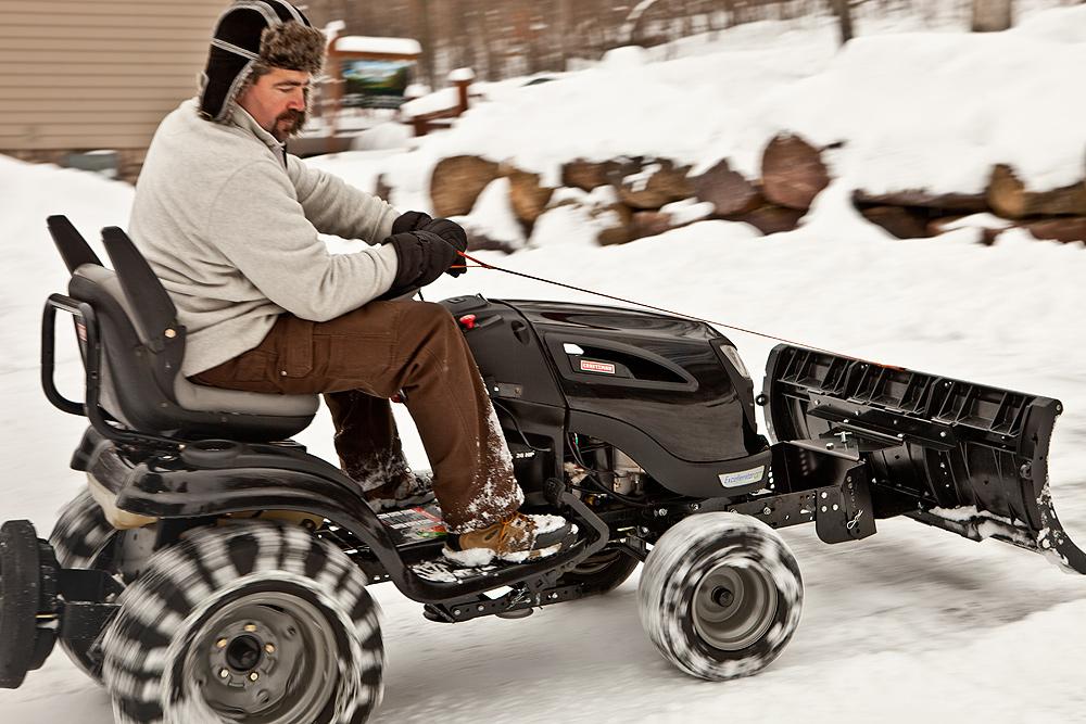 Nordic Plow Riding Mower Snow Plow Nap R201 Ebay