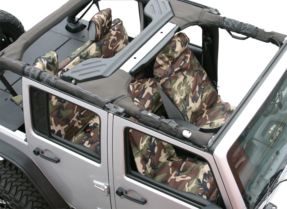 Aries Seat Defender Camo Canvas Seat Cover Free Shipping