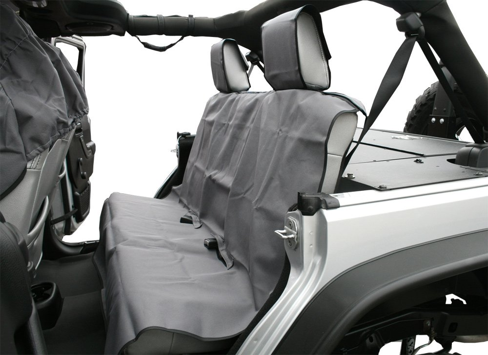 Aries 3142 09 front defender canvas seat cover for Garage seat nevers