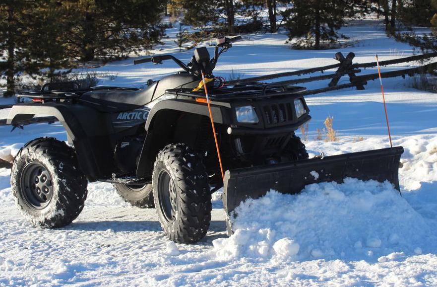 Honda Odyssey Vs Toyota Sienna >> Nordic ATV Snow Plow - Free Shipping on Four Wheeler Plows