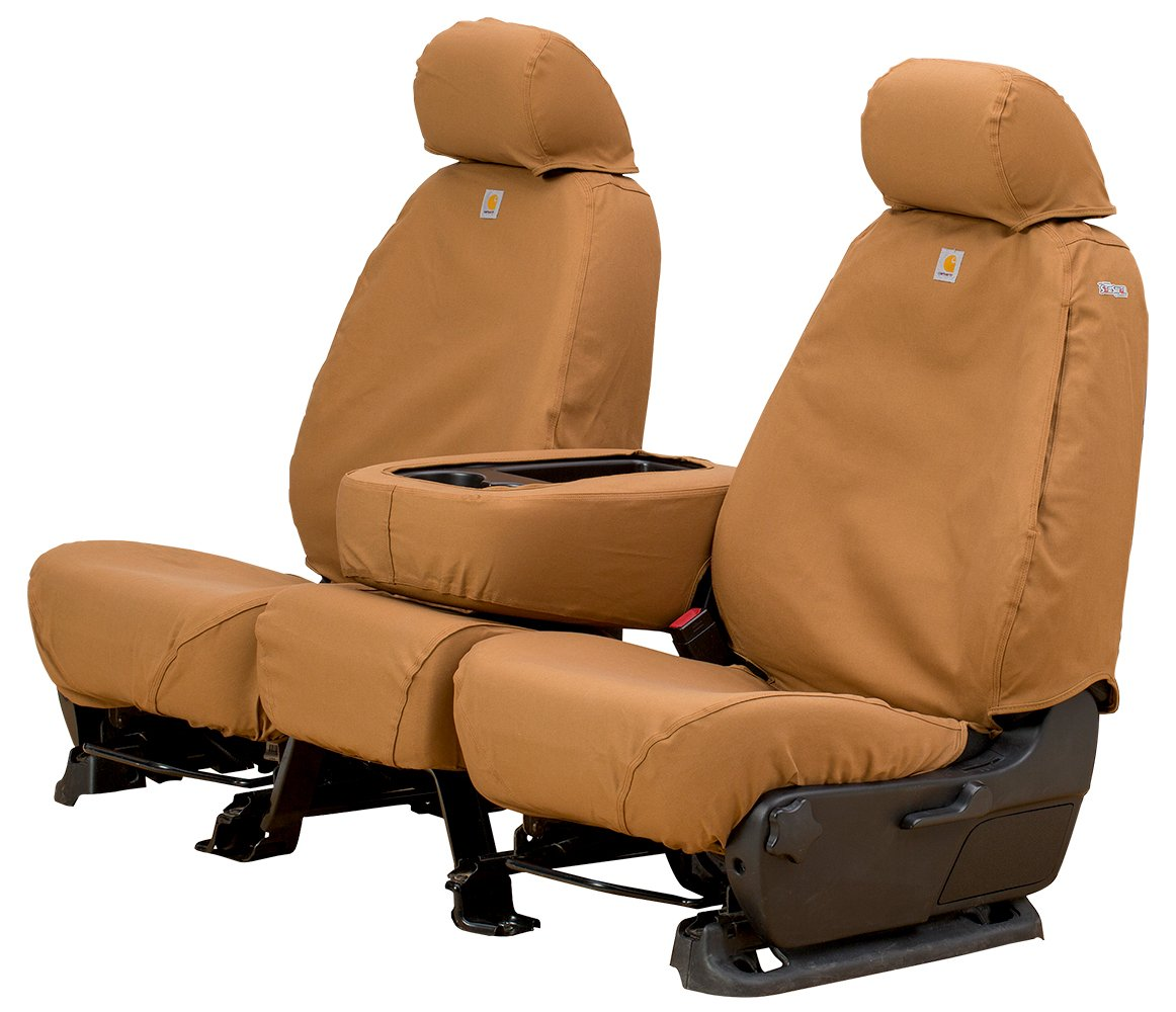 Seat Covers For Trucks >> Carhartt Duck Weave Seat Covers