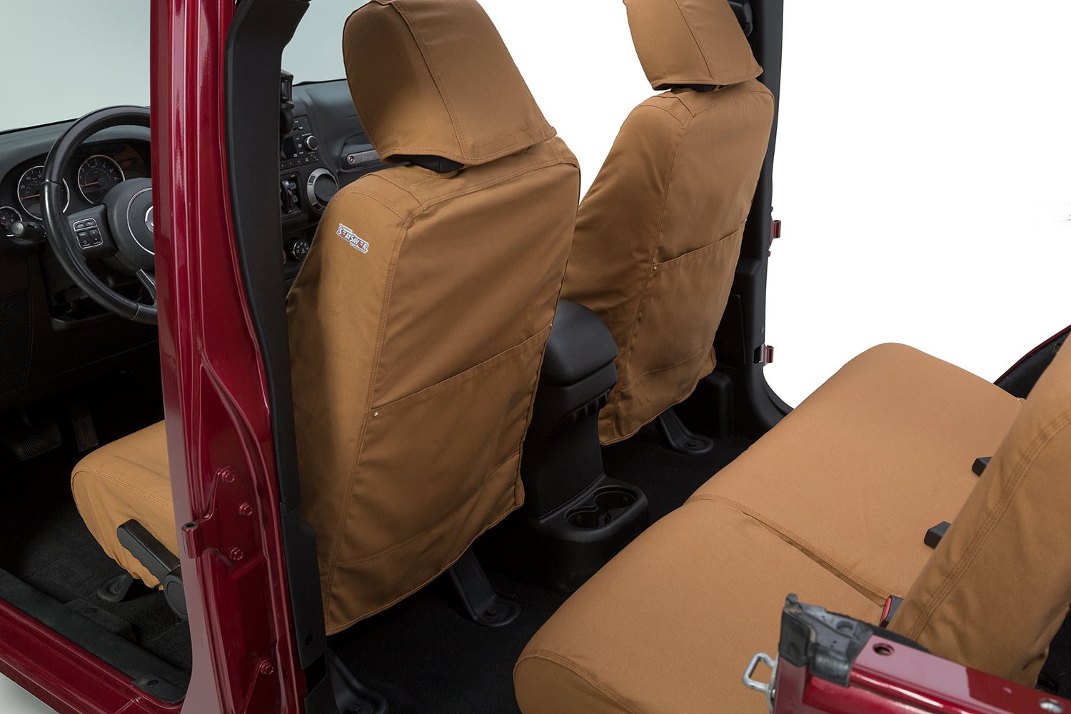 Carhartt Duck Weave Seat Covers Autoaccessoriesgarage Com