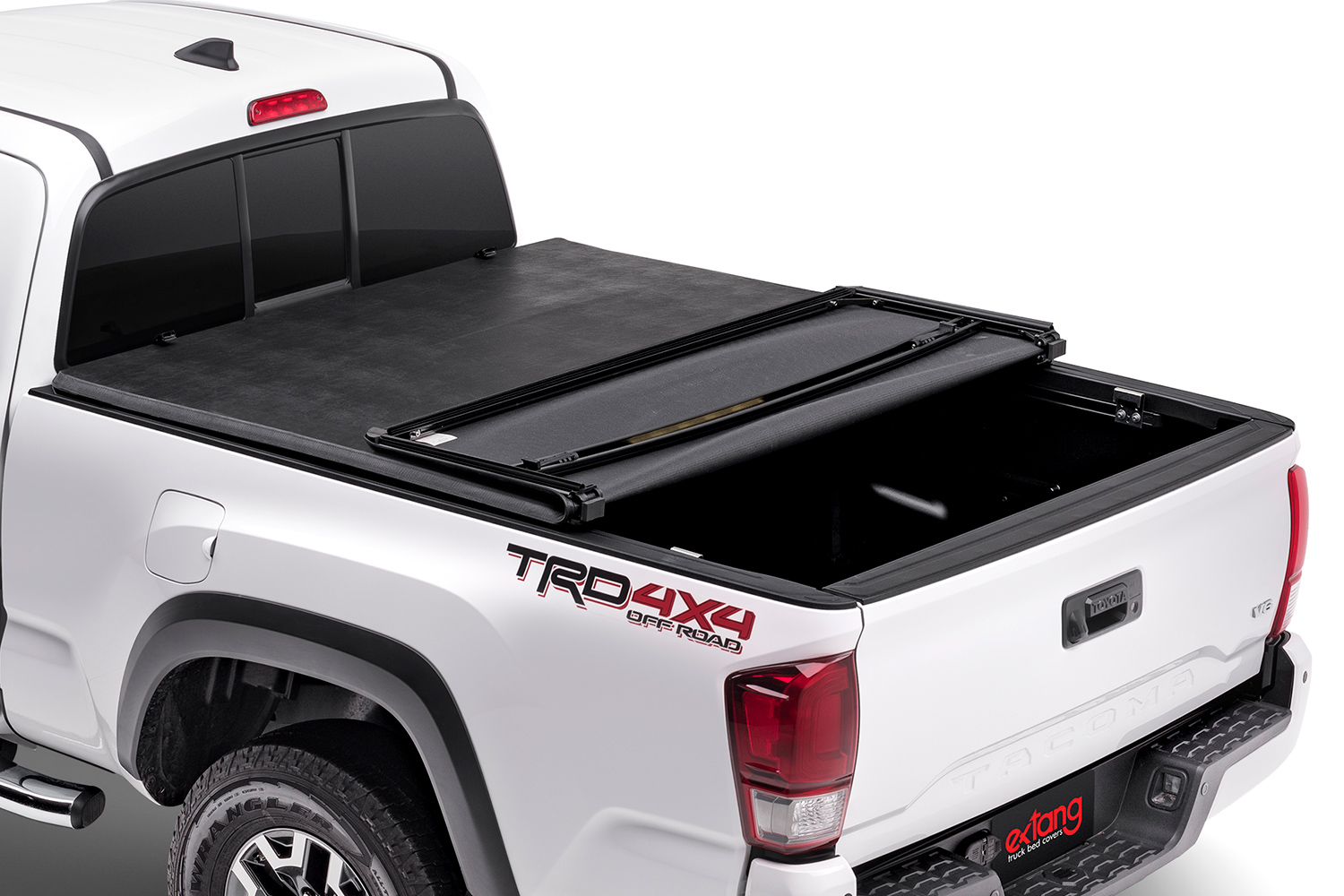 Folding Bed Cover 2001 2003 Ford F150 Rugged Folding