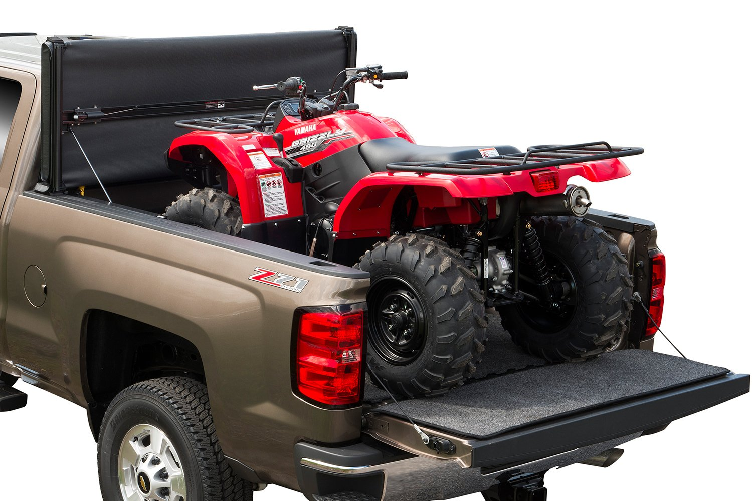 Ford Ranger Bed Cover >> Extang eMAX Folding Tonneau Cover - Free Shipping
