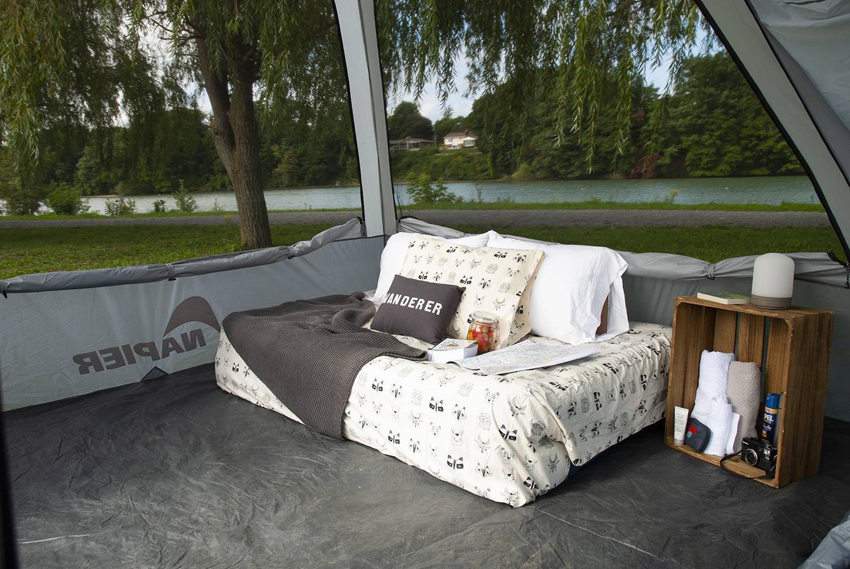 Napier Backroadz Suv Amp Minivan Tent Free Shipping