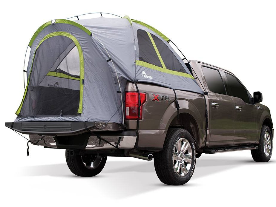 Napier Backroadz Truck Tent  sc 1 st  Auto Accessories Garage & 1999-2018 Chevy Silverado Napier Backroadz Truck Tent - Backroadz ...