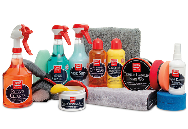 Griot's Garage Exterior Car Care Kit
