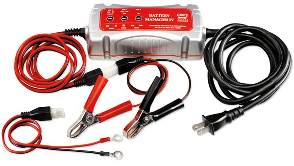Griot's Garage Battery Manager IV