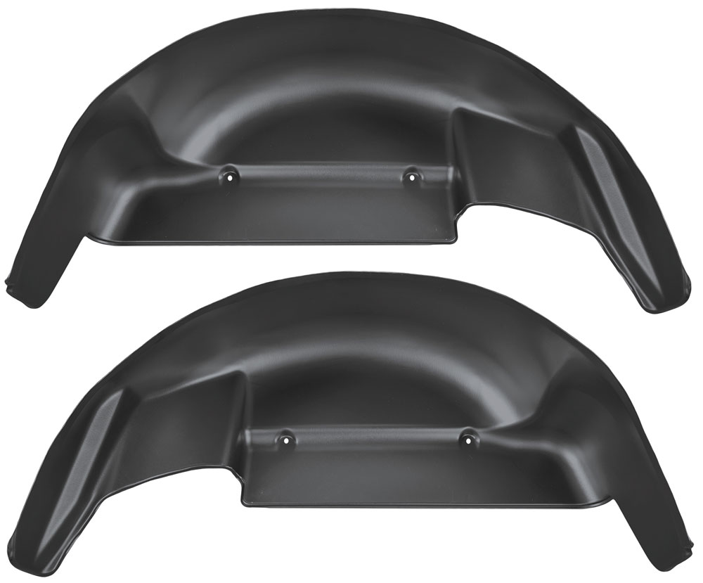 Husky Liners Rear Wheel Well Liners Free Shipping On