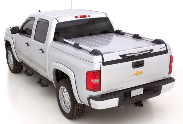 Truck Tents For Dodge Ram >> Genesis Elite Steel Tonneau Cover, Free Shipping on Lund ...