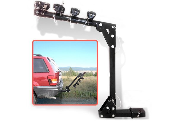 DK2 Hitch Mount Bike Rack