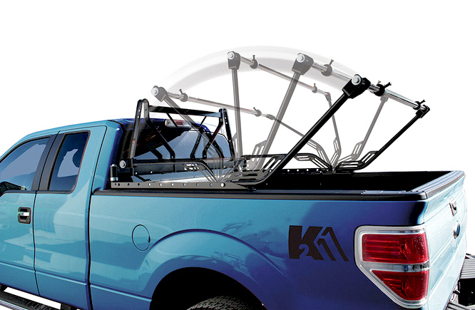 Dk2 Headache Flip Rack Free Shipping On Truck Window Guards