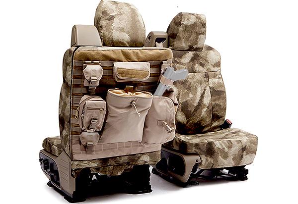 Skanda A-Tacs Camo Tactical Seat Covers - Free Shipping