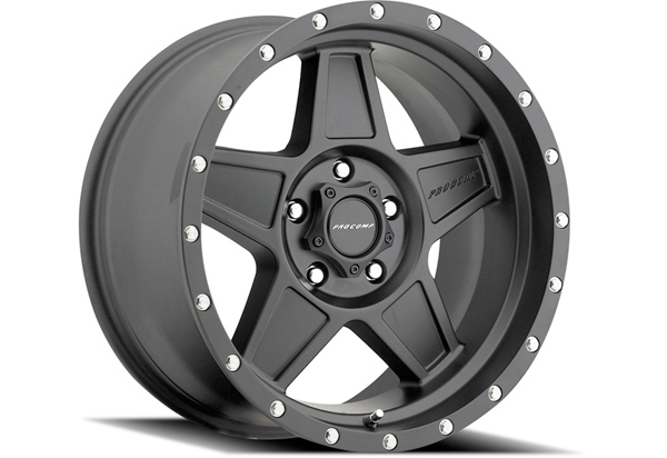 Pro Comp Predator 5035 Series Alloy Wheels Free Shipping