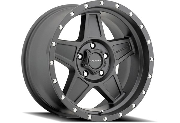 Pro Comp Predator 5035 Series Alloy Wheels