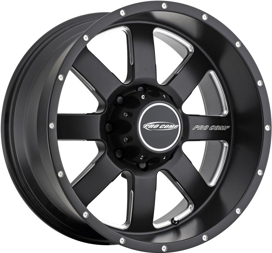 Pro Comp Vapor 5183 Series Alloy Wheels - Free Shipping