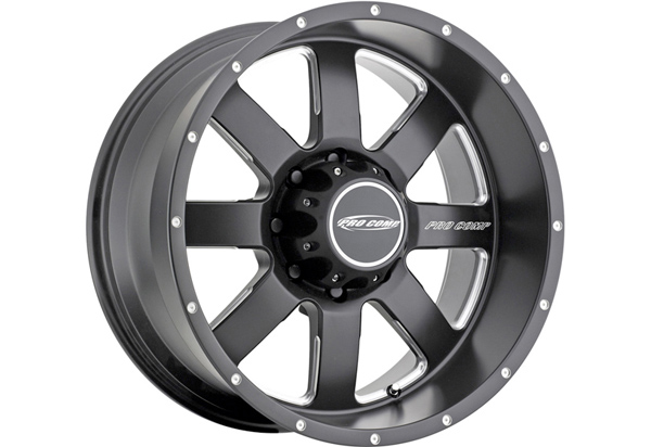 Pro Comp Vapor 5183 Series Alloy Wheels