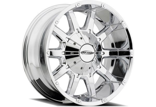 Pro Comp 10 Gauge 6050 Series Alloy Wheels