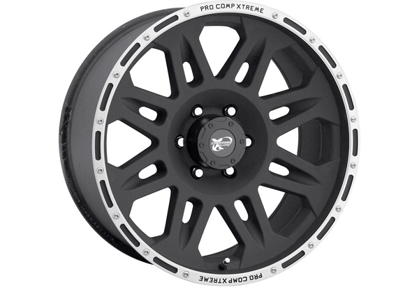 Pro Comp Cast-Blast 7105 Series Alloy Wheels