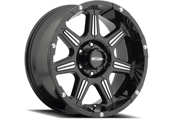 Pro Comp District 8151 Series Alloy Wheels