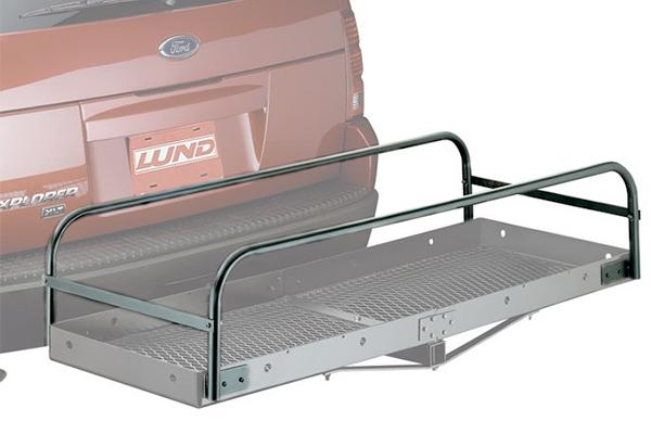 Lund 601009 Bike Carrier Attachment Steel Cargo Carrier