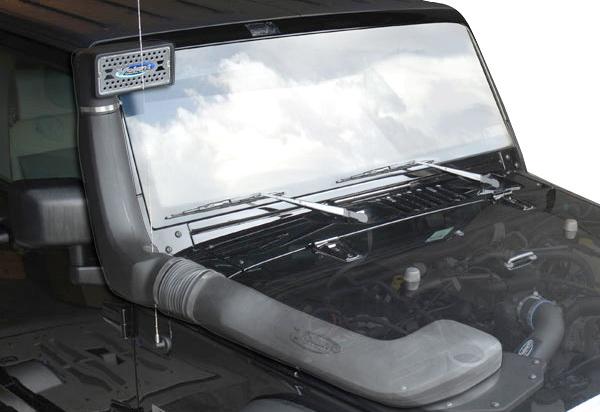 2012 2018 Jeep Wrangler Volant Periscoop Snorkel Volant