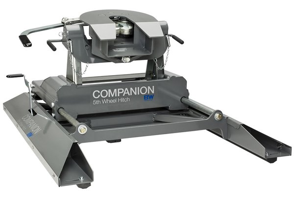 B&W Gooseneck Companion Slider 5th Wheel Hitch