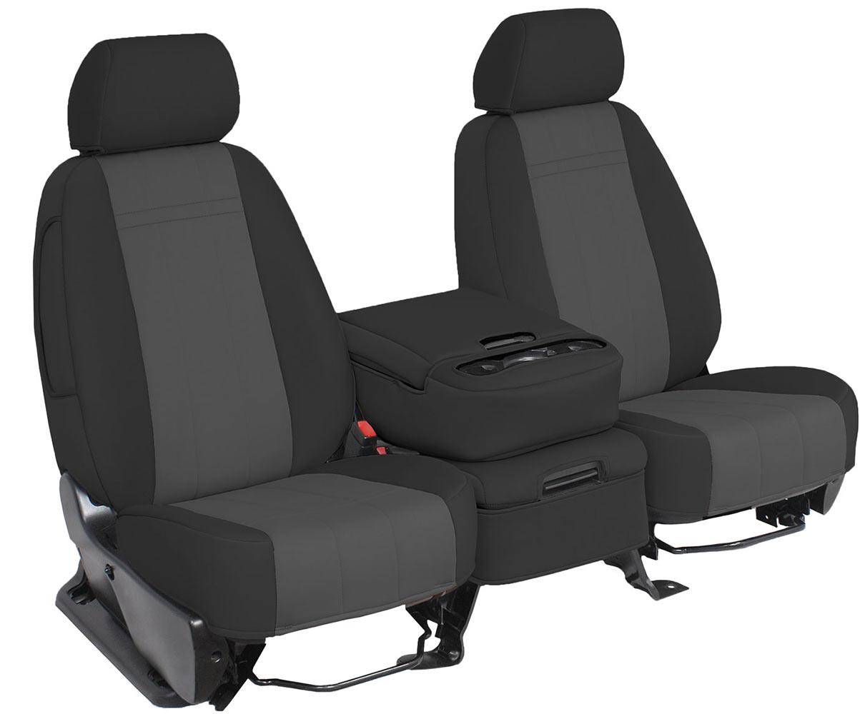 Honda Odyssey Colors >> CalTrend Neoprene Seat Covers - Cal Trend Custom Neoprene