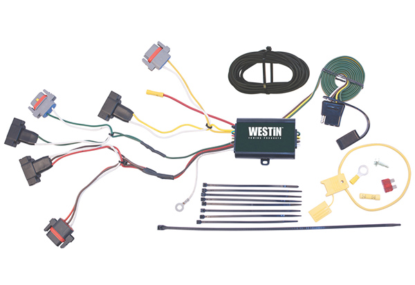 Westin T Connector Wiring Harness