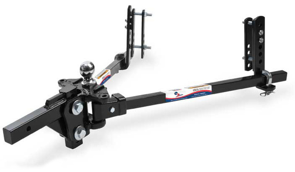 Travel Trailer Towing Stabilizer : Fastway e round bar weight distribution hitch