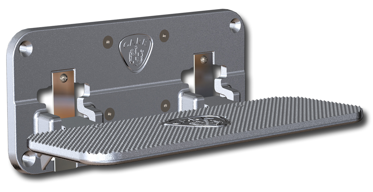 Carr 155082 HD Tow Hook Step