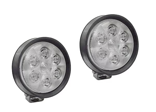 Dk2 Snow Plow Light Kit  Halogen  U0026 Led Snow Plow Lights