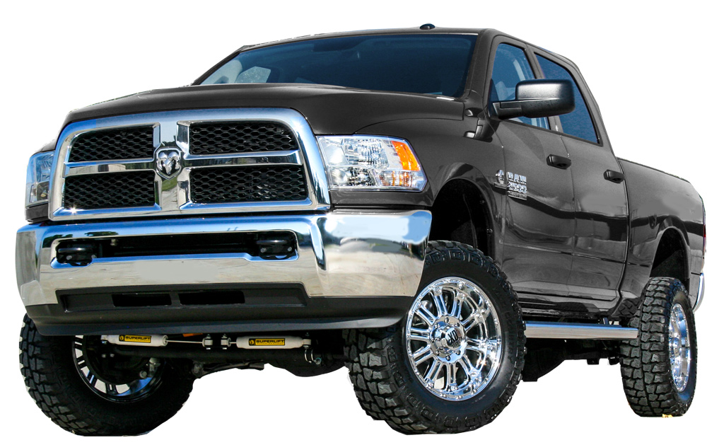 Garage With Lift Kits : Ford f superlift lift kit k