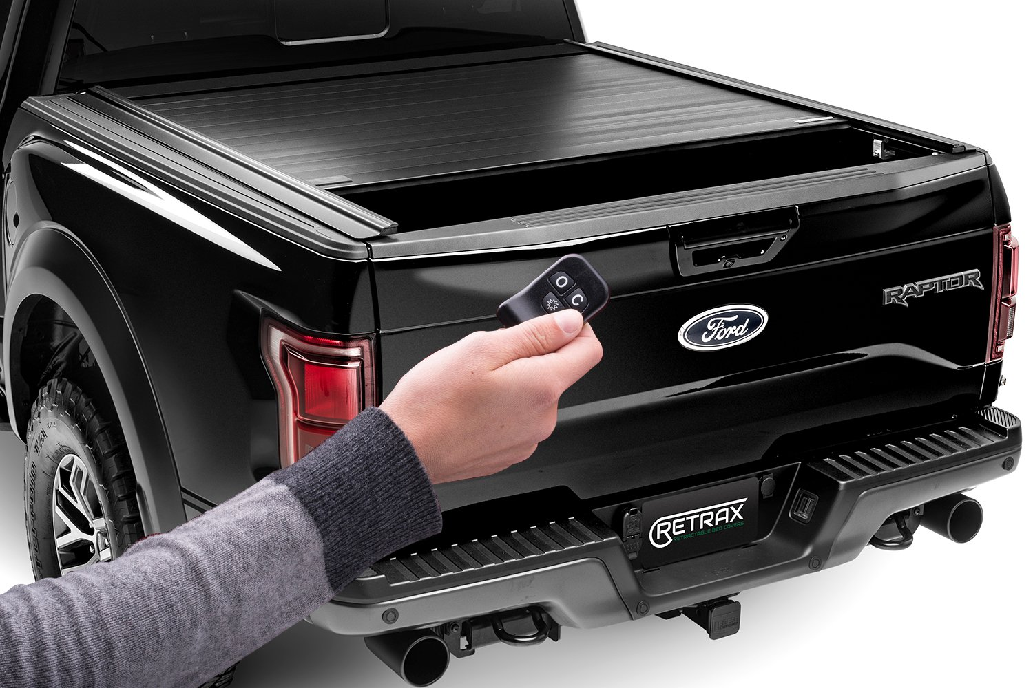 Retrax Powertrax Pro Mx Tonneau Remote Controlled Cover