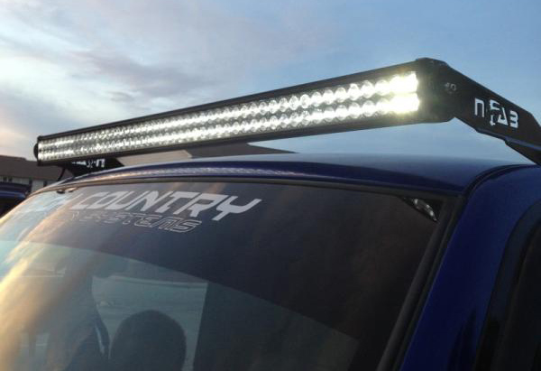 N fab led light bar roof mounts aloadofball Image collections