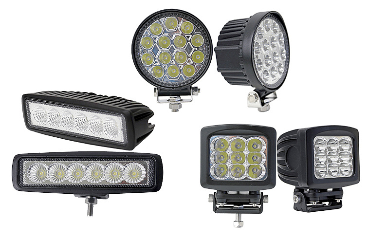 Access Off Road Led Lights Flood And Spot Light