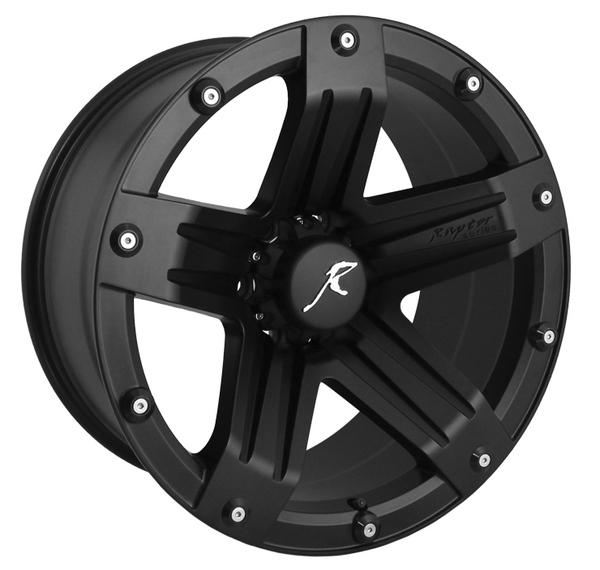 Raptor 311 Series Wheels - Indecent Exposure Rims