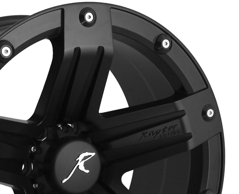 Raptor 311 Series Aluminum Wheels