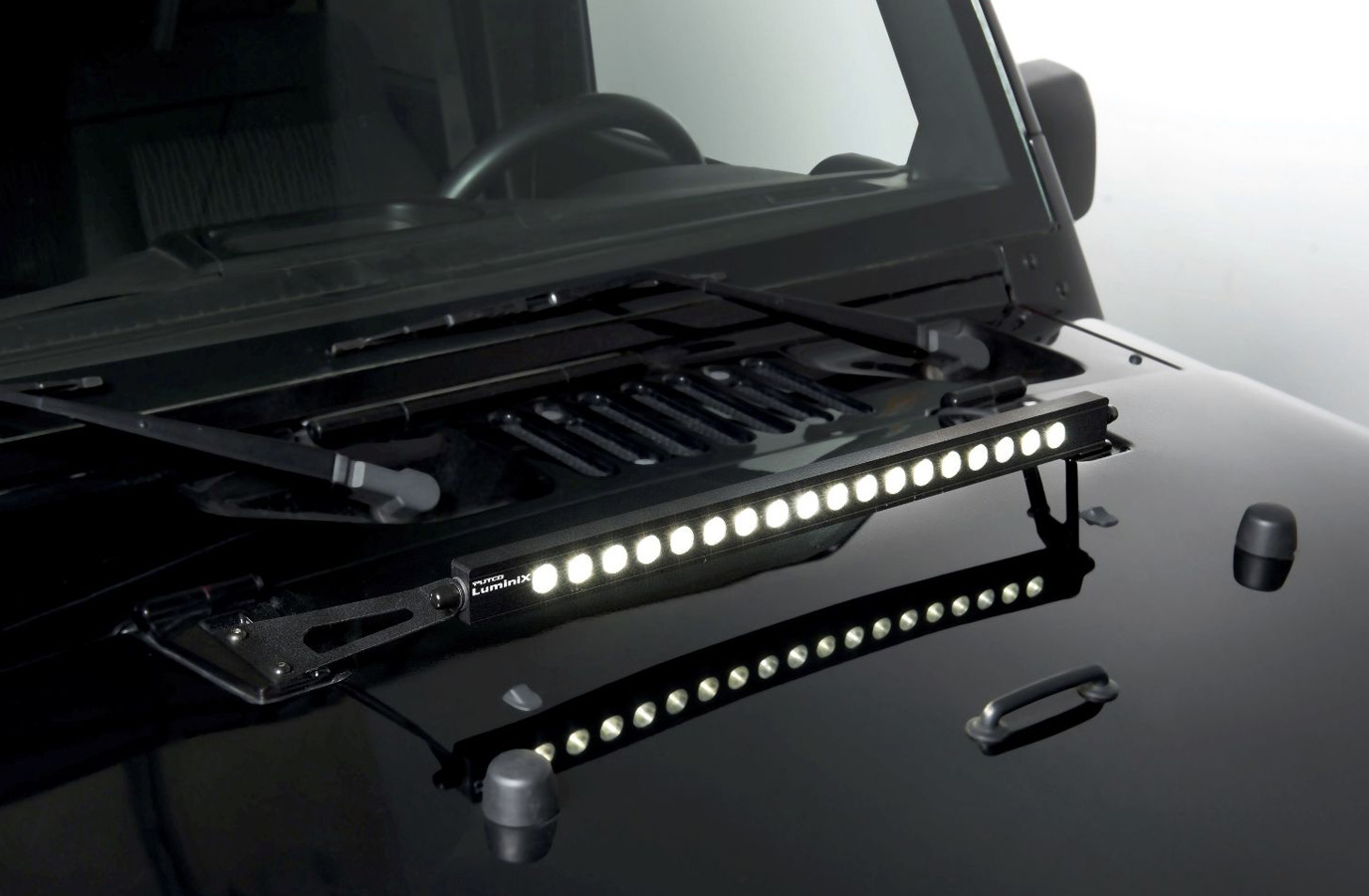 Putco luminix led light bar curved straight putco luminix led light bar aloadofball Gallery